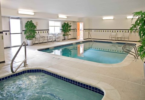 Fairfield Inn & Suites Spokane Downtown - Indoor Spa