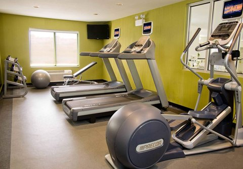 Fairfield Inn & Suites Spokane Downtown - Fitness Center