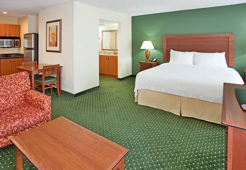 Residence Inn Charlotte University Research Park - Studio Suite