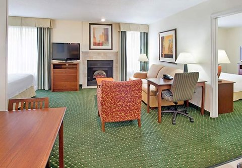 Residence Inn Charlotte University Research Park - One-Bedroom Suite