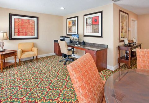 Residence Inn Charlotte University Research Park - Business Center