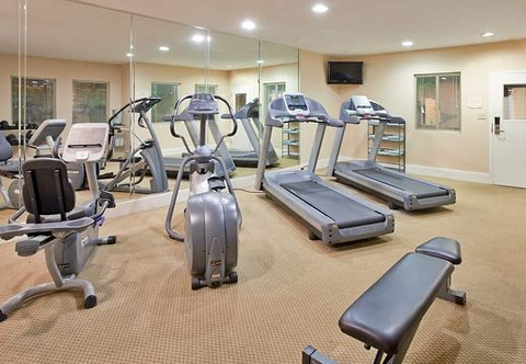 Residence Inn Charlotte University Research Park - Fitness Center