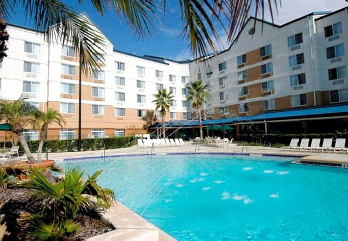 Fairfield Inn & Suites Orlando Lake Buena Vista in the Marriott Village Clube de fitness