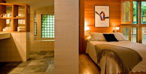 在米德尔顿广场酒店 - Woods View Guest Room