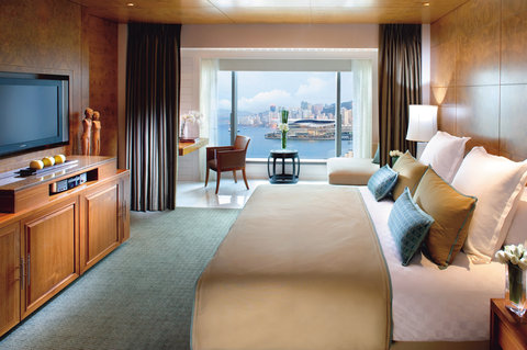 Mandarin Oriental Hong Kong - Harbour Room