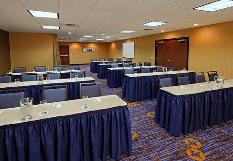 Courtyard by Marriott Rockaway Mount Arlington - Meeting Room - Classroom Style