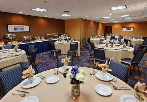 Courtyard by Marriott Rockaway Mount Arlington - Meeting Room - Banquet Style