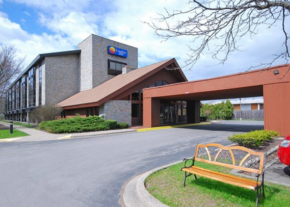 Comfort Inn Carrier Circle