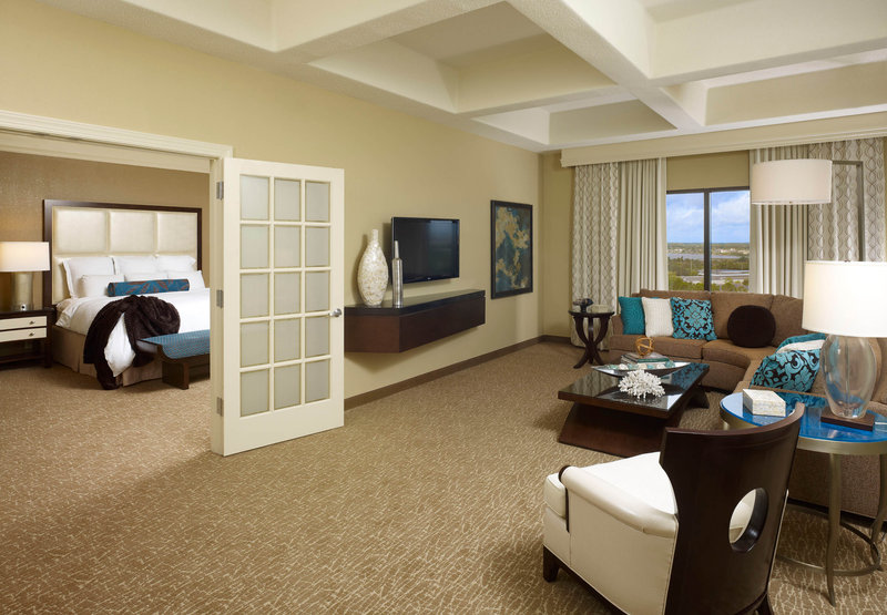 Renaissance Orlando Resort at SeaWorld Вид в номере