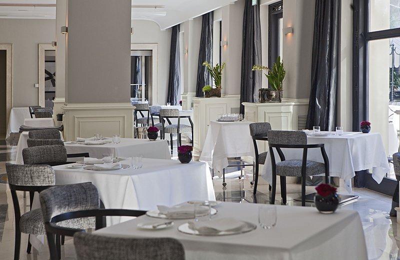 Aldrovandi Villa Borghese Gastronomie