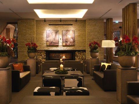 Kempinski Hotel Das Tirol - Lobby
