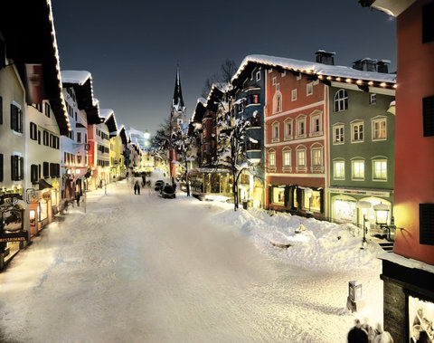 Kempinski Hotel Das Tirol - Kitzbuehel
