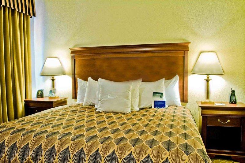 Homewood Suites by Hilton Columbia Vista della camera