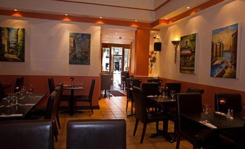 Lynams Hotel - Restaurant