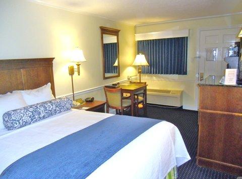 Best Western Sea Island Inn - Guest Room