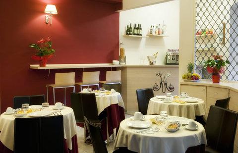 Manganelli Palace Hotel Catania - Breakfast