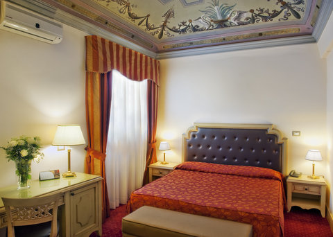 Manganelli Palace Hotel Catania - Guest Room