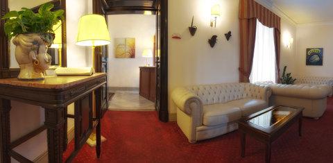 Manganelli Palace Hotel Catania - Lobby