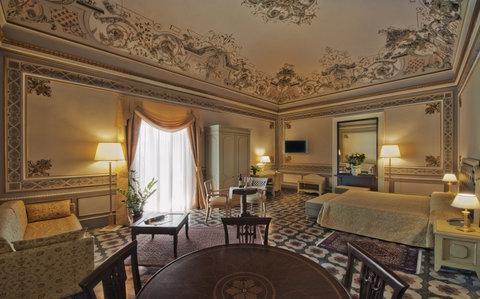 Manganelli Palace Hotel Catania - Suite