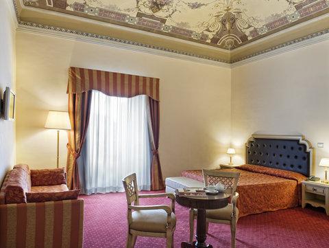 Manganelli Palace Hotel Catania - Triple