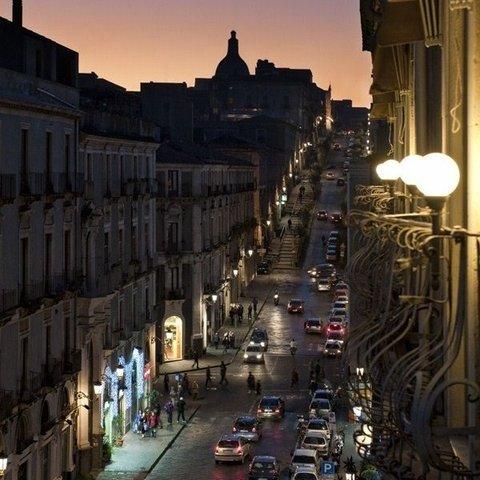 Manganelli Palace Hotel Catania - Exterior View