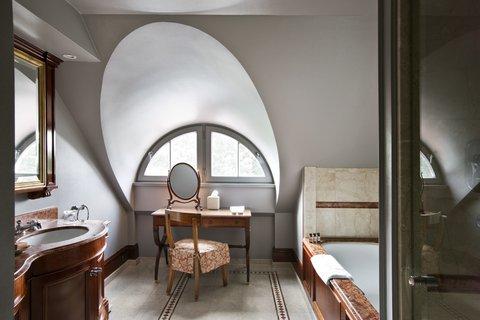 Schlosshotel im Grunewald - Bathroom Grand Deluxe Room