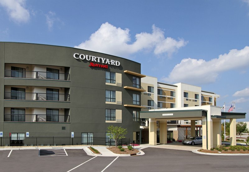 COURTYARD TRI TWN CTR MARRIOTT