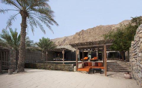 Six Senses Zighy Bay - Pool Villa Suite Exterior