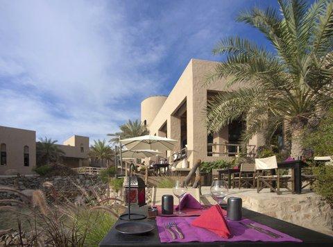 Six Senses Zighy Bay - Summer House Exterior