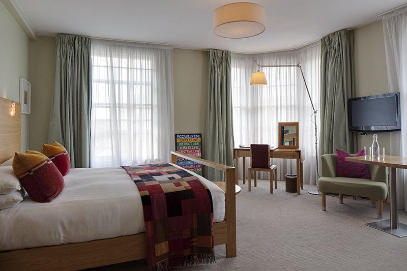 Megaro Hotel Zimmeransicht
