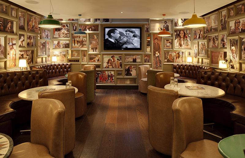 Megaro Hotel Étkezés