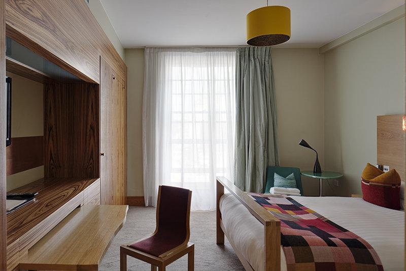 Megaro Hotel Szobakilátás