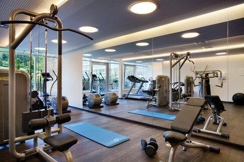 Kempinski Hotel Das Tirol - Spa Fitness
