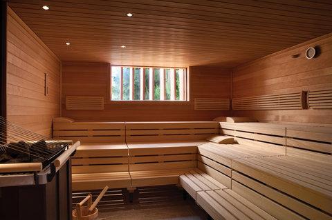 Kempinski Hotel Das Tirol - Spa Sauna