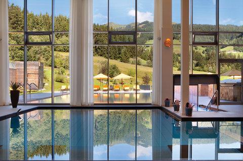 Kempinski Hotel Das Tirol - Spa Pool