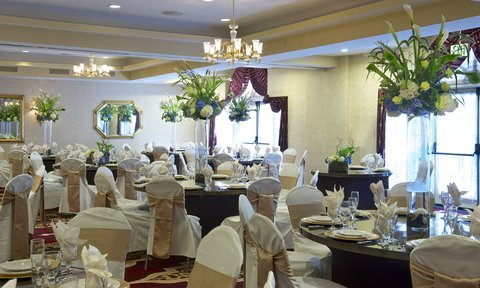Historic Hotels of Annapolis - Banquet Space