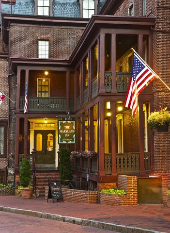 Historic Hotels of Annapolis - Maryland Inn