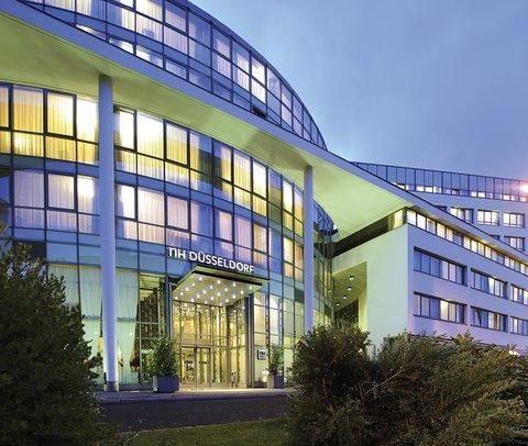 NH Düsseldorf City - Exterior view