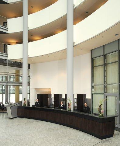 NH Düsseldorf City - Reception