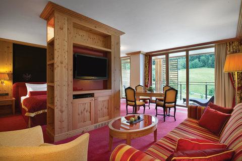 Kempinski Hotel Das Tirol - Deluxe Junior Suite