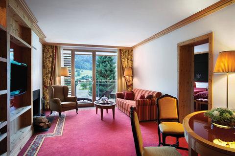Kempinski Hotel Das Tirol - Family Suite
