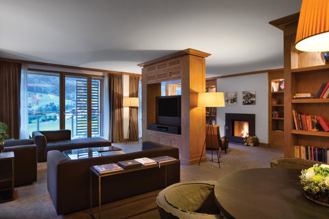 Kempinski Hotel Das Tirol - Jochberg Suite