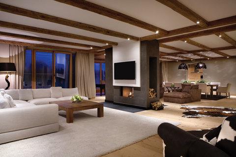 Kempinski Hotel Das Tirol - Penthouse Suite