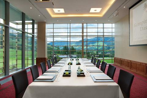 Kempinski Hotel Das Tirol - Meeting Ferrum Block