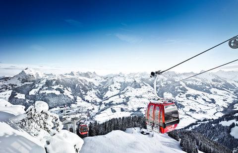 Kempinski Hotel Das Tirol - Bergbahnen