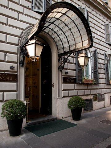 Hotel Ludovisi Palace Rome Italy