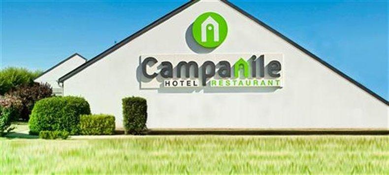 Hotel Restaurant Campanile Besancon Ouest - Chateaufarine Außenansicht