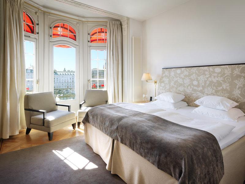 Hotel Diplomat 客房视图