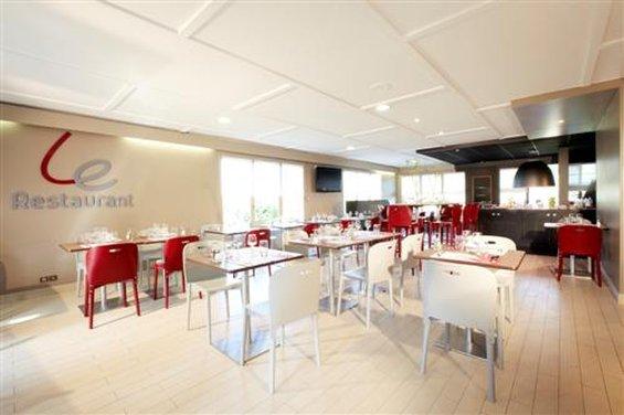 Campanile - Dunkerque Est - Armbouts - Cappel 餐饮设施