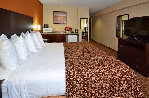 Best Western Concord Inn & Suites - King Guest Room